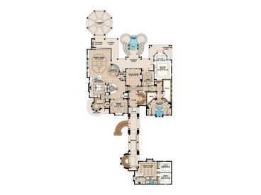 1st Floor Plan, 037H-0251