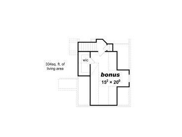 Opt. Floor Plan