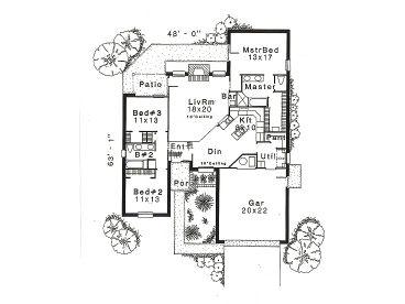 Plan 002H-0003 - Find Unique House Plans, Home Plans and Floor Plans