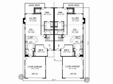 Print this plan likewise 135059 Traditional Split Level additionally 185106 Apartment Garage With Two Bedrooms likewise 020m 0011 together with I0000DLG9zqzU12c. on 1 level 4 bedroom slab home plans