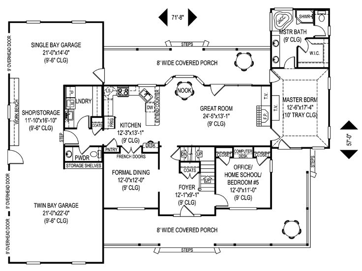 Plan 044h 0043 Find Unique House Plans Home Plans And