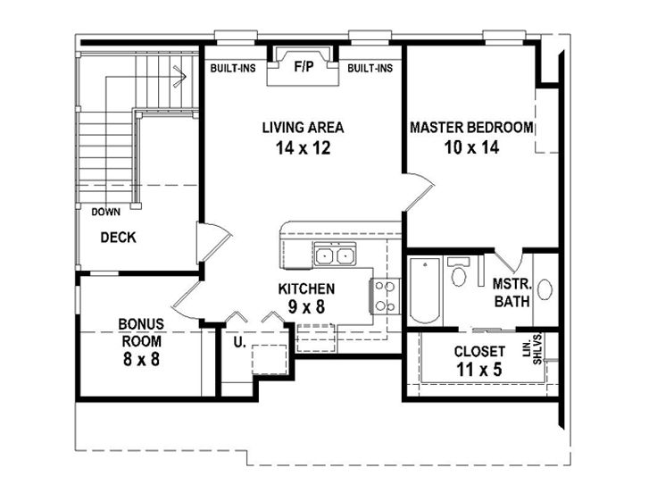 Garage apartment plans carriage house plan with double for 2nd floor house design