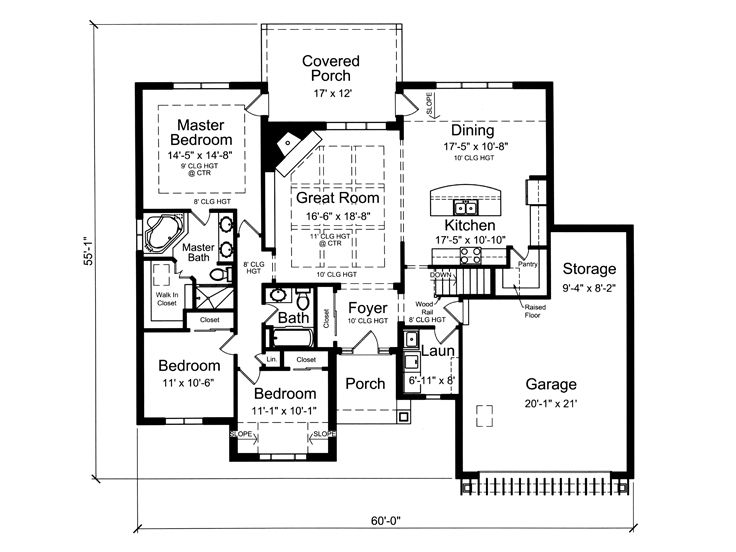 Plan 046h 0091 find unique house plans home plans and for Best empty nester house plans