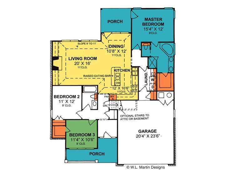 Starter House Plans Starter House Plan For Those