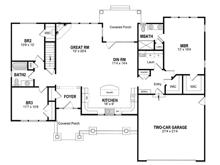 Plan 014h 0072 find unique house plans home plans and for Different house designs and floor plans