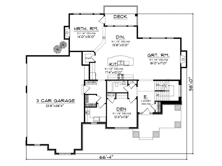 Smart Placement House Plans For Large Families Ideas