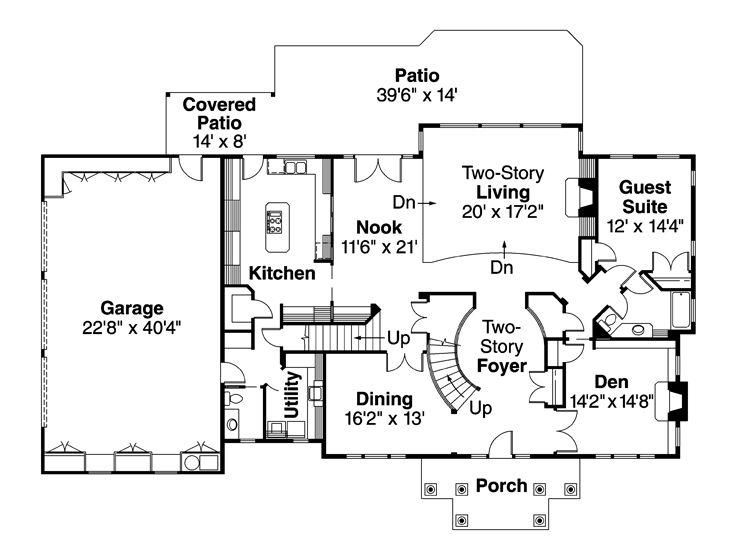 Plan 051h 0072 Find Unique House Plans Home Plans And