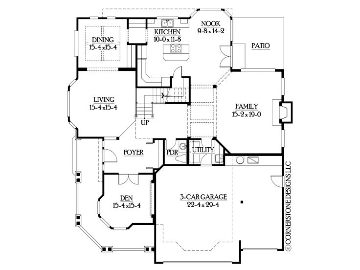 Plan 035H-0020 - Find Unique House Plans, Home Plans and