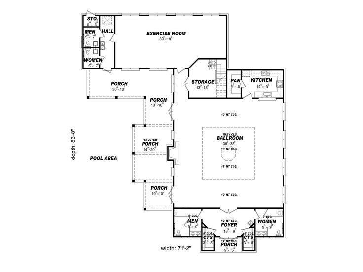 Plan 062c 0001 The House Plan Shop