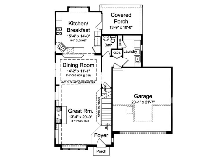 Narrow lot home plans european style 2 story house plan for European house plans for narrow lots