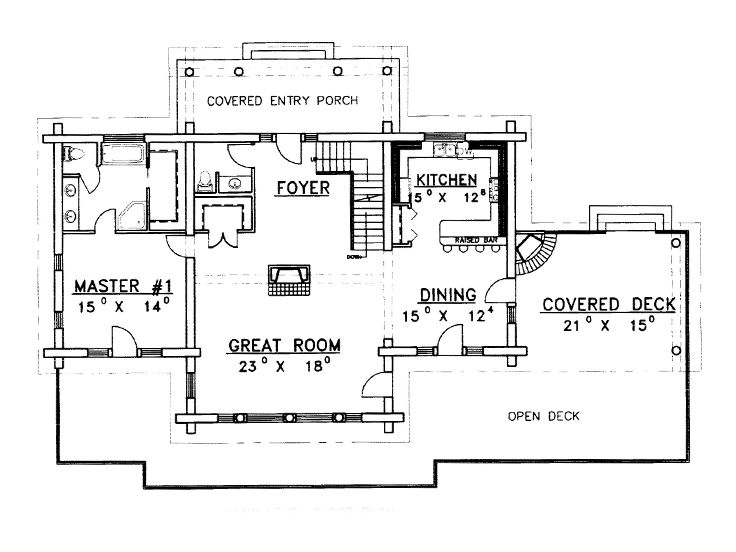 Plan 012l 0025 Find Unique House Plans Home Plans And