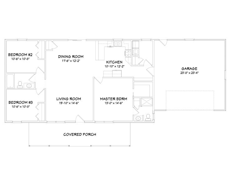 Optional Floor Plan, 048H-0018