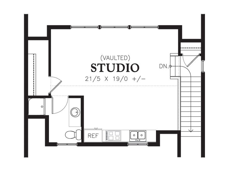 Studio Apartment Above Garage Plans Home Desain 2018