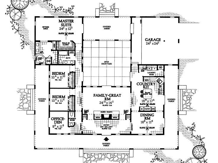 Plan 057h 0022 find unique house plans home plans and Shop house floor plans