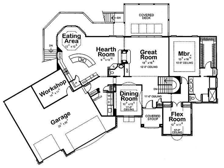 Plan 031h 0116 Find Unique House Plans Home Plans And