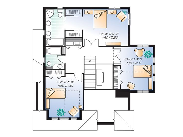 Plan 027h 0129 Find Unique House Plans Home Plans And