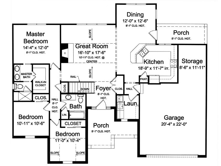 Plan 046h 0006 Find Unique House Plans Home Plans And