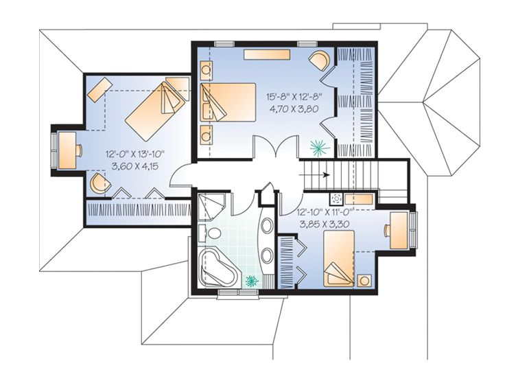 Plan 027h 0070 Find Unique House Plans Home Plans And