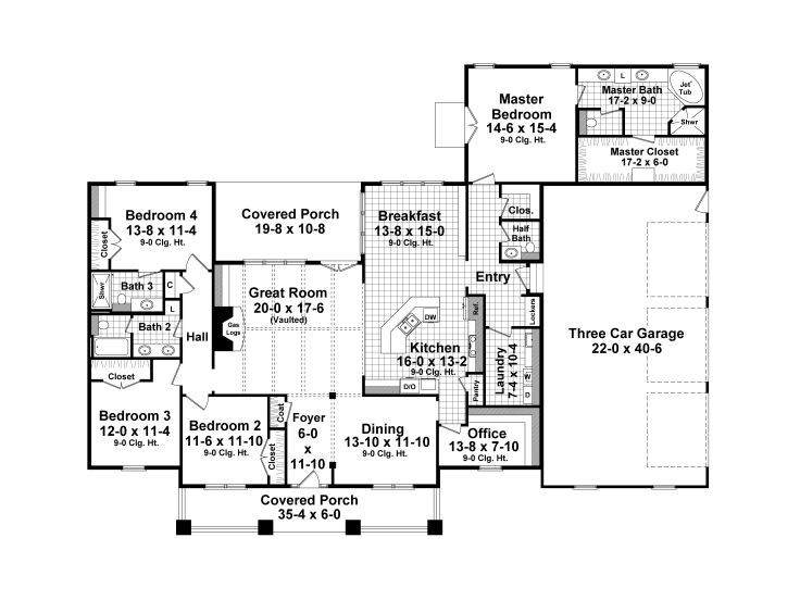 2800 sq ft ranch house plans for 3200 sq ft ranch house plans