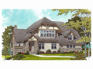 European Home Plan, 029H-0030