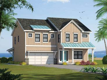 Multi-Generational House Plan, 031H-0367