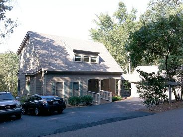 Two-Story Home Photo, 053H-0056