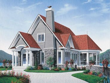 Affordable House Plan, 027H-0113