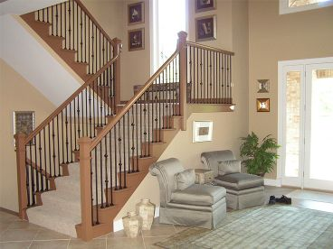 Staircase Photo, 055H-0012