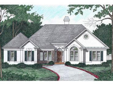 Affordable Home Plan, 045H-0050