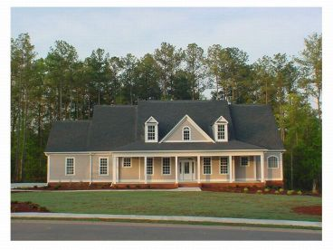 House Plan Photo, 019H-0075
