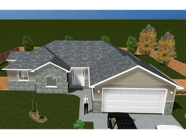 Affordable House Plan, 065H-0048