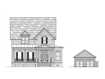 Country House Design, 058H-0083