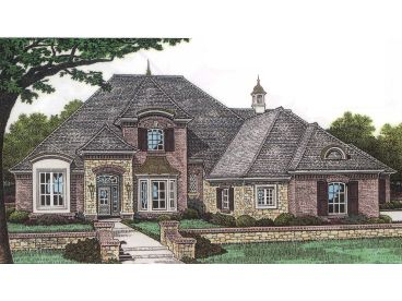 European House Design, 002H-0033