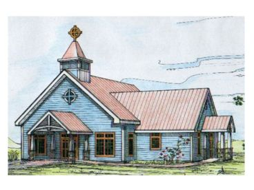 Church Design, 012C-0006