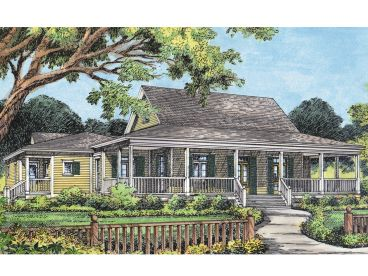 Country House Design, 043H-0175