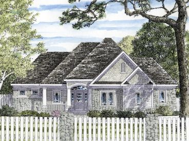 Family Home Plan, 014H-0077