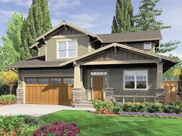 Craftsman House, 034H-0162