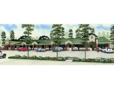 Strip Mall Design, 025C-0004