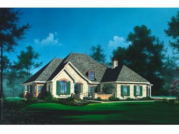 European Home Design, 020H-0083