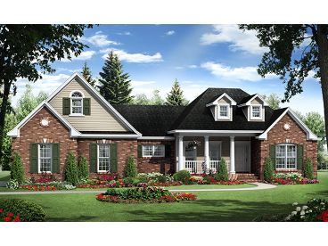 Affordable House Plan, 001H-0133