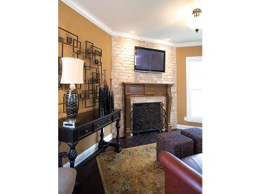 Fireplace Photo, 025H-0151