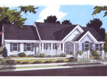Affordable Home Plan, 046H-0121