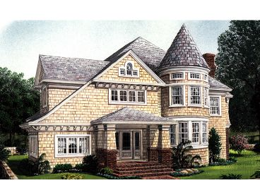 Luxury Home Design, 054H-0076