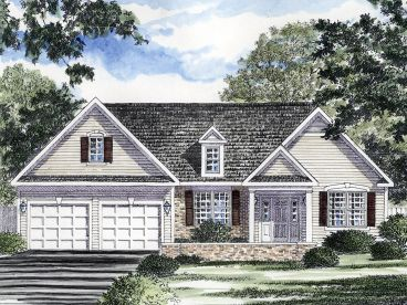 Family Home Plan, 014H-0070