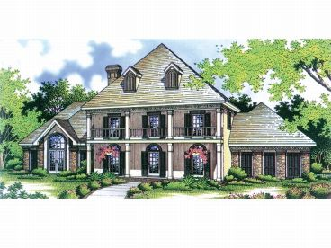 European House Design, 021H-0148