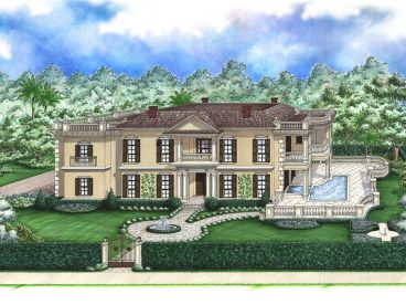 Luxury Home, 037H-0118