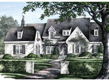 European Home Design, 063H-0097