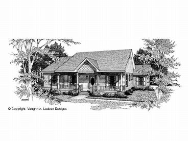 Small House Plan, 004H-0024