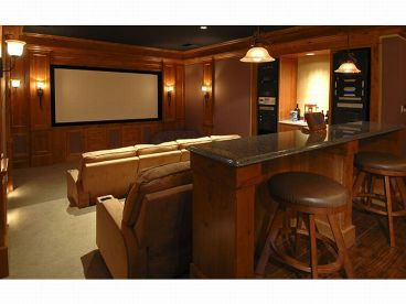 Home Theater Photo, 035H-0040