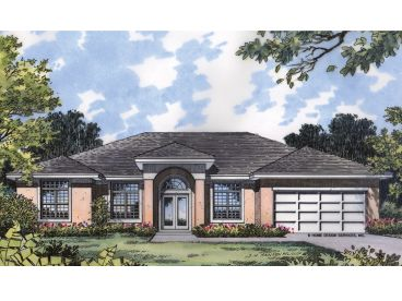 Affordable House Plan, 043H-0039